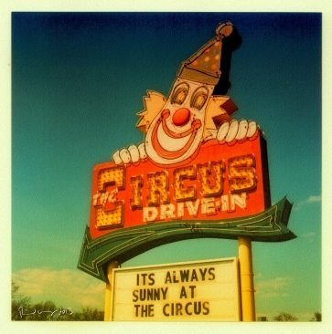 It's Always Sunny at the Circus